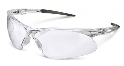 B-Brand BBRIC Richmond Clear Safety Spectacles