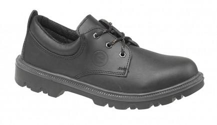 Centek FS133 Wide Fit Safety Shoe Black
