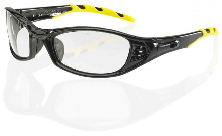 B-Brand BBFS Florida Safety Spec Clear Lens