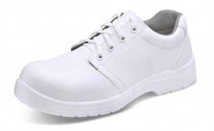 Click CF822 Microfibre Tie Shoe S2