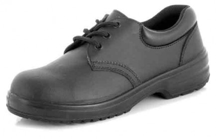 Click CF13 Ladies Tie Safety Shoe