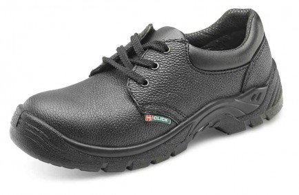 Click CDDS Dual Density Full Grain Safety Shoe