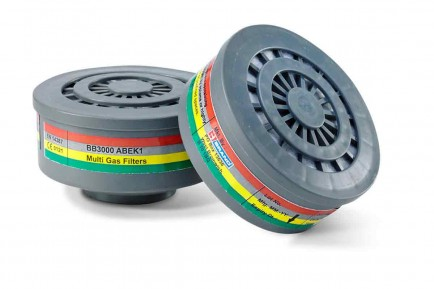 B-Brand BB3000ABEK Filters (Pair)