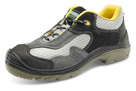 Click CTF59 Metal Free Safety Trainer Shoe