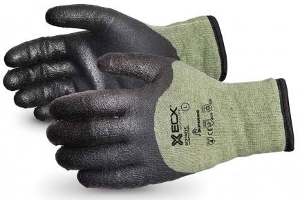 Superior SUSCXTAPVC Glove Emerald Cx Glove PVC Palm