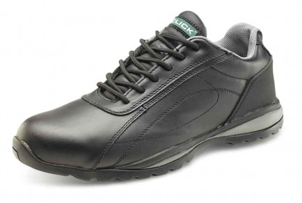 Click CF7BL Dual Density Trainer Shoe SBP Black/Grey