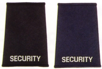EPP Security Epaulette Sliders