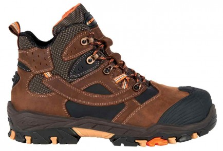 Cofra Percival Metal Free Safety Hiker S3 SRC