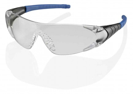 Click Traders CTVS Verona Safety Spec Clear Lens
