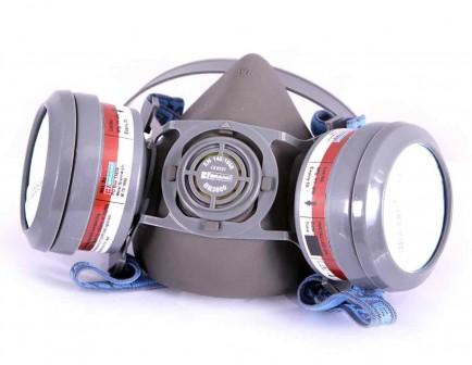 B-Brand BB3020 A1P2 Ready Mask C/W Filters