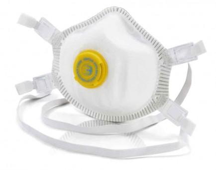 B-Brand Respiratory BBP3V B-Brand Premium P3V Mask