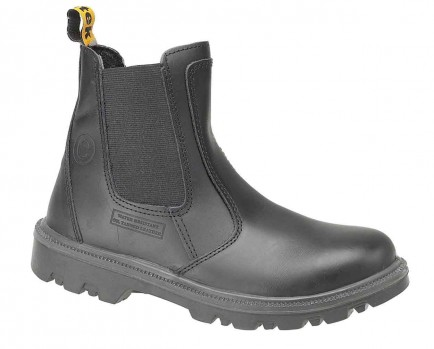 Amblers FS129 Safety Dealer Boot Black