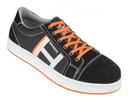 Himalayan 5126BK Black Safety Skater Shoe