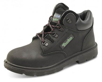 Click S3 Pur Mid Cut Boot Black