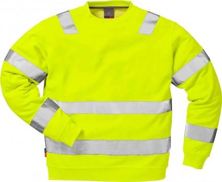 Fristads Kansas Sweatshirt Cl 3 7446 Bpv