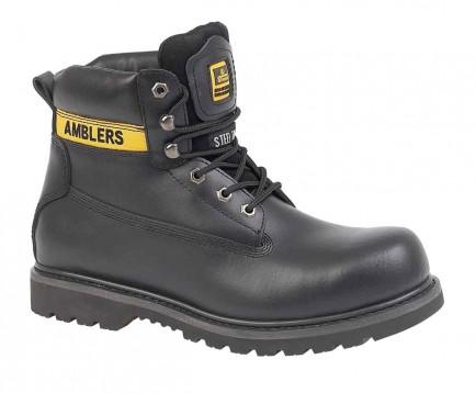 Amblers Steel FS9 Safety Boot Black