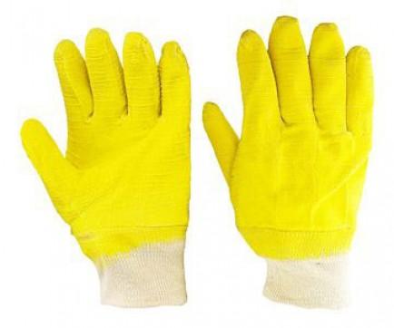 Latex Fully Coated Glove