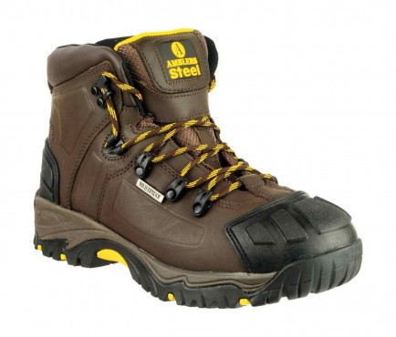Amblers Steel FS39 Safety Boot Crazy Horse
