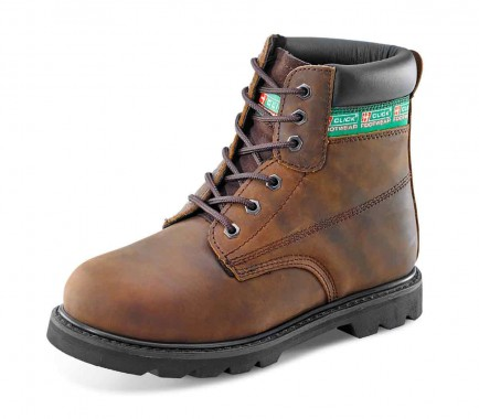 Click GWB Goodyear Welted Safety Boot