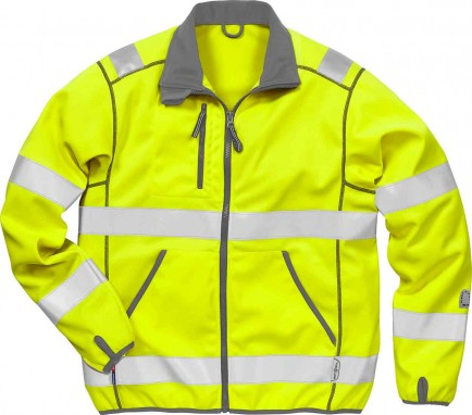 Fristads Kansas Jacket Softshell Cl 3 4840 Ssl