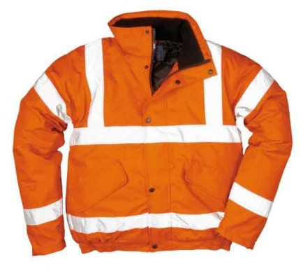Portwest RT62 Hi-Vis Breathable Bomber Jacket (Class 3)