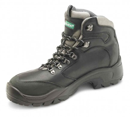 Click CF62BL PUR Boot S3 Black