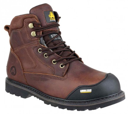 Amblers FS167 Full Grain Goodyear Welted Safety Boot