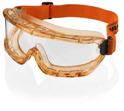 B-Brand BBPGAF Premium Goggle Amber Frame