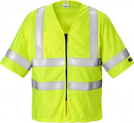 Fristads Flame high vis waistcoat cl 3 5023 FHA