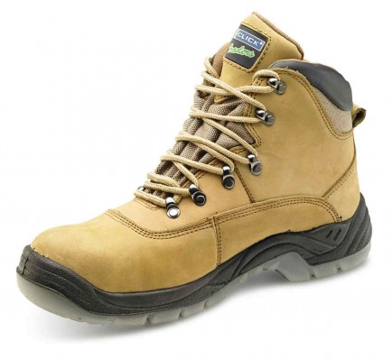 Click CTF25NB Waterproof Nubuck Safety Boot