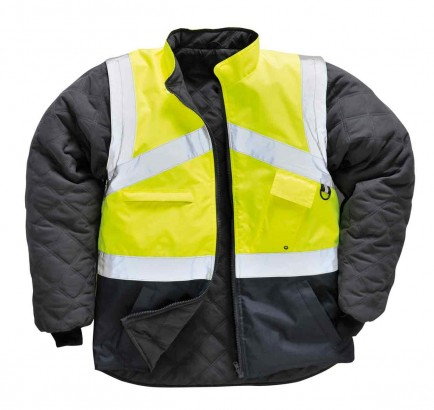 Portwest S769 Hi-Vis 2-Tone Jacket - Reversible