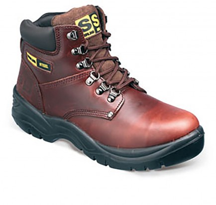 Sterling Steel SS807SM 6 Eye Hiker Boot