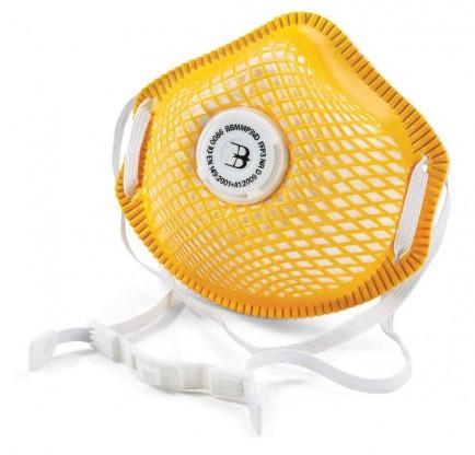 B-Brand Respiratory BBMMP3V B-Brand P3V Mesh Cup Mask