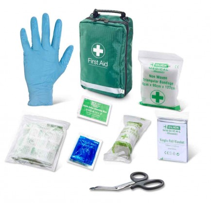 Click Medical CM0008 Bs8599-1:2019 Bsi Personal Issue Pack In Bag
