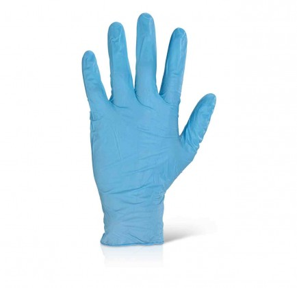 Click 2000 Nitrile Disposable Glove Powder Free Minimal Risk Box x 1Thousand