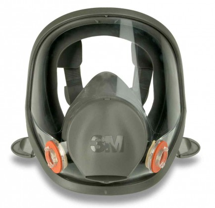 3M 3M6700 3M 6700S Small Full Face Mask
