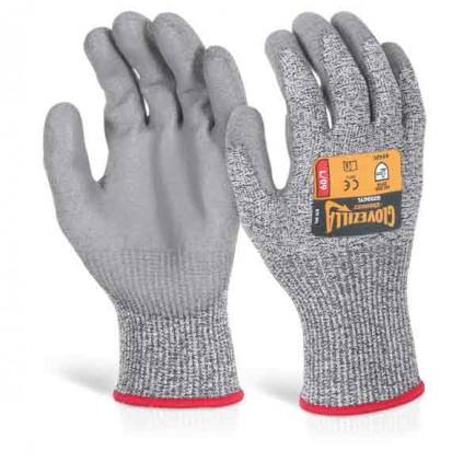 Glovezilla Pu Palm Coated Glove Pair