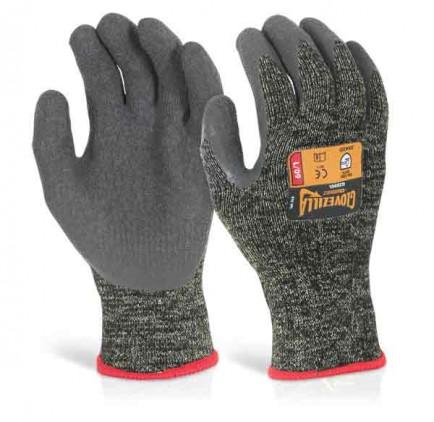 Glovezilla Latex Palm Coated Glove Pair