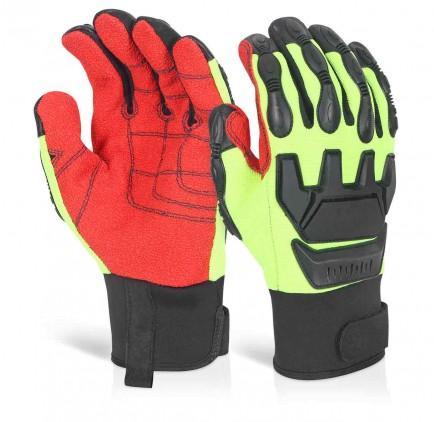 Glovezilla Mechanical Impact Glove Pair