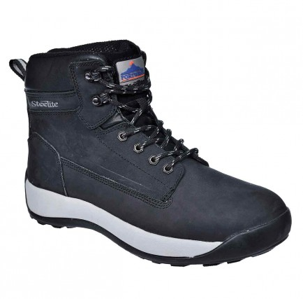 Portwest FW32 Constructo Nubuck Boot  S3