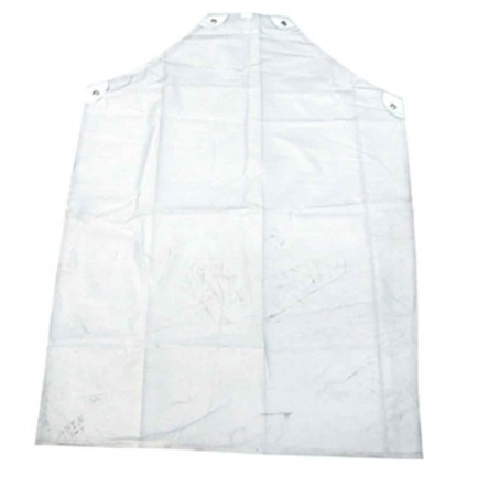 "Click Workwear CPA42 Clear Pvc Apron 42""X36""Pack 10"