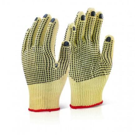 Click Kutstop KGMWD Kevlar Glove Medium weight Dotted