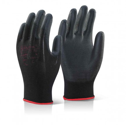 Click PUG PU Coated Glove