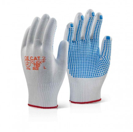 Click TBD Tronix Blue Dot Glove
