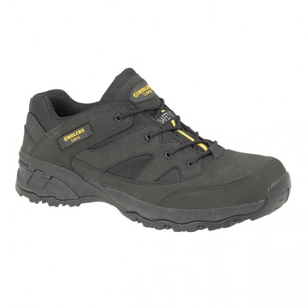 Amblers Steel FS68c Composite Safety Trainer Black
