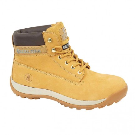 Amblers Steel FS102 Safety Boot Honey