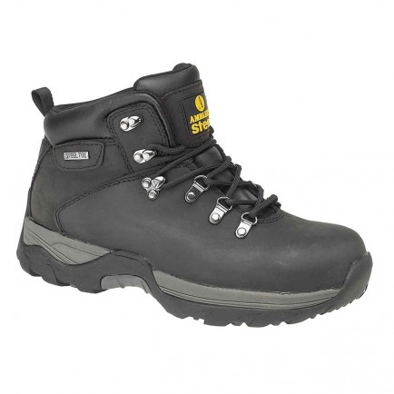 Amblers Steel FS17 Safety Boot Black