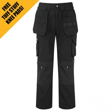 Tuff Stuff Knee Pad 700 Extreme Work Trousers