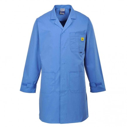 Portwest AS10 Anti Static Coat
