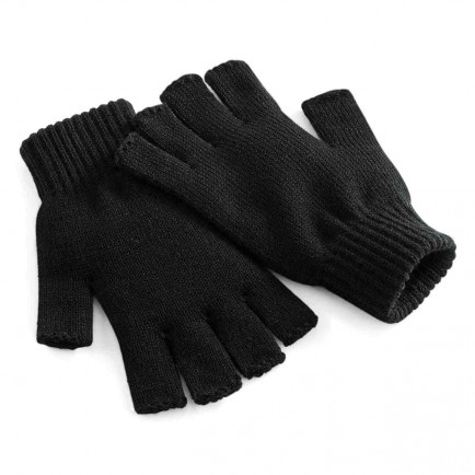Beechfield BB491 Fingerless Gloves